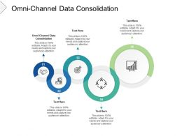 Omni Channel Data Consolidation Ppt Powerpoint Presentation Gallery Images Cpb
