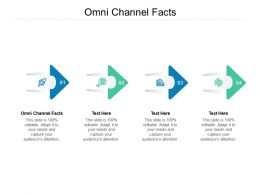 Omni Channel Facts Ppt Powerpoint Presentation Show Slide Download Cpb