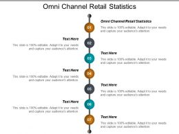 Omni Channel Retail Statistics Ppt Powerpoint Presentation Infographic Template Portrait Cpb