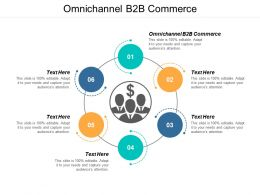 Omnichannel B2B Commerce Ppt Powerpoint Presentation Show Files Cpb