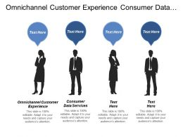 Omnichannel Customer Experience Consumer Data Services Consumer Engagement Services Cpb