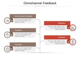 Omnichannel Feedback Ppt Powerpoint Presentation Pictures Visual Aids Cpb