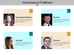 Omnichannel Fulfilment Ppt Slides Example Cpb