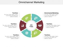 Omnichannel Marketing Ppt Powerpoint Presentation Infographic Template Visual Aids Cpb
