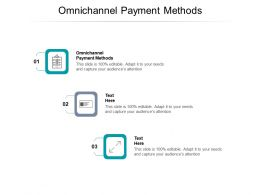 Omnichannel Payment Methods Ppt Powerpoint Presentation Icon Diagrams