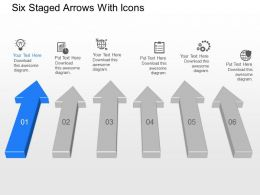 on_six_staged_arrows_with_icons_powerpoint_template_Slide01