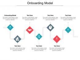 Onboarding Model Ppt Powerpoint Presentation Ideas Slides Cpb