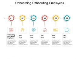 Onboarding Offboarding Employees Ppt Powerpoint Presentation Outline Background Images Cpb