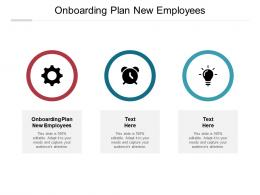 Onboarding Plan New Employees Ppt Powerpoint Presentation Inspiration Gridlines Cpb