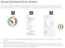 One Business Workflow Chart Diagram Presentation Visuals