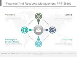 one_financial_and_resource_management_ppt_slides_Slide01