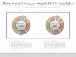 One Global Asset Allocation Report Ppt Presentation
