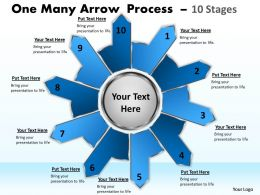 One Many Arrow Process 10 Stages 9