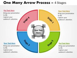 One Many Arrow Process 4 Stages 31