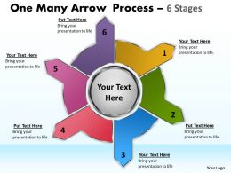 One Many Arrow Process 6 Stages 27