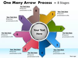 One Many Arrow Process 8 Stages 20