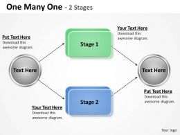One Many One 2 Stages 2