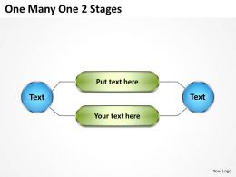 One Many One 2 Stages