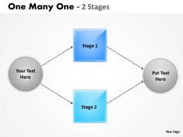 One Many One 2 Step 5
