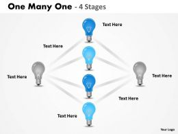 One Many One 4 Stages 4