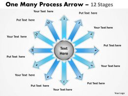 One Many Process 12 Stages 9