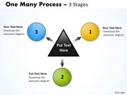 One Many Process 3 Stages 12