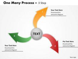 One Many Process 3 Step 8