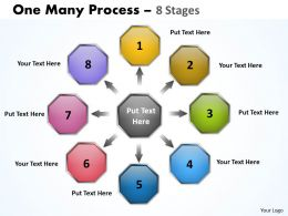 One Many Process 8 Stages 24