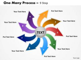 One Many Process 9 Step 12