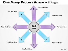 One Many Process Arrow 8 Stages 17