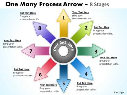 One Many Process Arrow 8 Stages 26