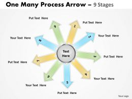 One Many Process Arrow 9 Stages 14