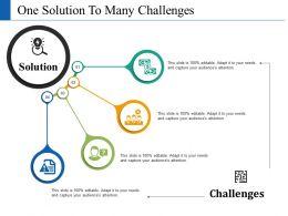 one_solution_to_many_challenges_ppt_slides_designs_download_Slide01