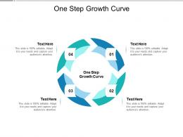 One Step Growth Curve Ppt Powerpoint Presentation Model Professional Cpb