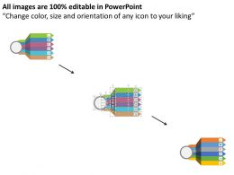 one_to_many_arrow_bar_for_process_flow_flat_powerpoint_design_Slide02