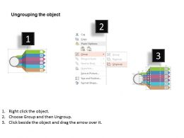 one_to_many_arrow_bar_for_process_flow_flat_powerpoint_design_Slide03
