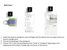 one_to_many_arrow_bar_for_process_flow_flat_powerpoint_design_Slide04
