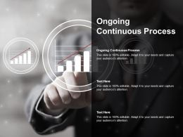 Ongoing Continuous Process Ppt Powerpoint Presentation Slides Summary Cpb