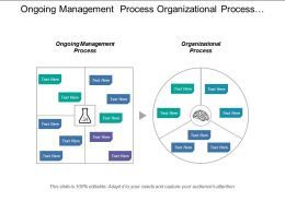 Ongoing Management Process Organizational Process Business Goal Organizational
