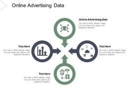Online Advertising Data Ppt Powerpoint Presentation Show Inspiration Cpb
