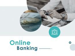 Online Banking Powerpoint Presentation Slides