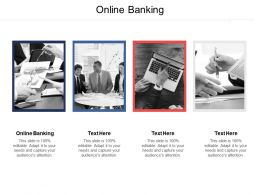 Online Banking Ppt Powerpoint Presentation File Portrait Cpb