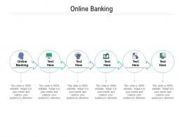Online Banking Ppt Powerpoint Presentation Infographics Themes Cpb
