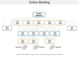 Online banking Ppt Powerpoint Presentation Outline Templates Cpb