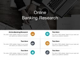 Online Banking Research Ppt Powerpoint Presentation File Layout Ideas Cpb