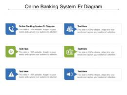 Online Banking System Er Diagram Ppt Powerpoint Presentation Professional Themes Cpb