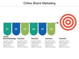 Online Brand Marketing Ppt Powerpoint Presentation Model Files Cpb