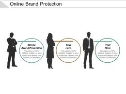 Online Brand Protection Ppt Powerpoint Presentation File Format Cpb