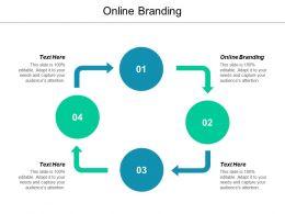 Online Branding Ppt Powerpoint Presentation Gallery Slideshow Cpb