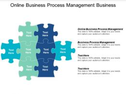 Online Business Process Management Business Process Management Lean Workflow Cpb
